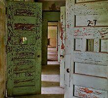 Asylum Hall #1 by PolarityPhoto