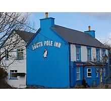 Tha South Pole Inn Photographic Print