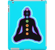 Chakras Meditation iPad Case/Skin
