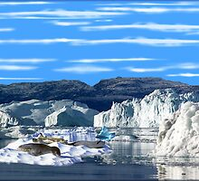 832-Ice World by George W Banks
