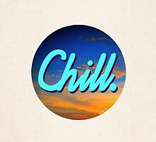 Chill Circle 2 by 10813Apparel