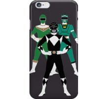 Power Rangers - Adam Park Trilogy - Phone Case iPhone Case/Skin