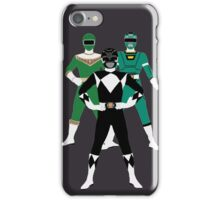 Power Rangers - Adam Park Trilogy - Phone Case iPhone Case/Skin