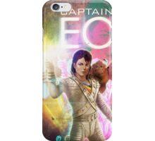 Captain EO Fan Art iPhone Case/Skin