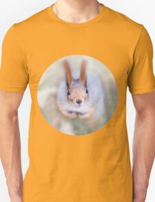 Squirrel looks at you from the bottom up T-Shirt