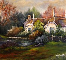 Safe Haven by Lynn  Abbott