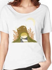 Story Time Women's Relaxed Fit T-Shirt