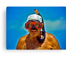 Mo's Cool! Canvas Print