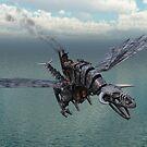 Dragon Mech Scout by Maylock