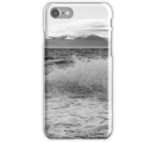 Surf on the Beach at Dallas Road Victoria B.C.  iPhone Case/Skin