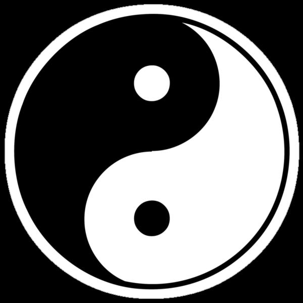 Yin Yang Symbol by mindofpeace