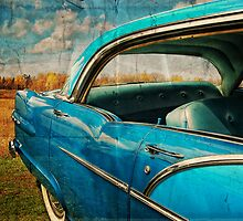 Vintage Blue by Paola Jofre