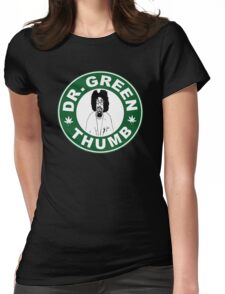 Dr. Green THumb Womens Fitted T-Shirt
