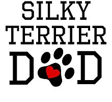 Silky Terrier Dad by kwg2200