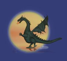 Dragon Tee by Carol and Mike Werner