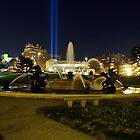 J.C. Nichols Fountain KCMO by Jelderkc