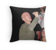 Sing Your Heart Out Throw Pillow