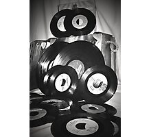 Ole' Time Rock and Roll Photographic Print