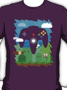 N64 LAND - CONTROLLER T-Shirt