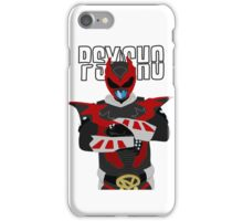 Psycho Ranger - Power Rangers in Space iPhone Case/Skin