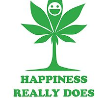 Happiness Really Does Grow On Trees by crazyarts