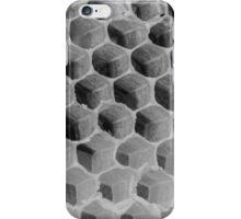 Honeycomb Detail #2 iPhone Case/Skin