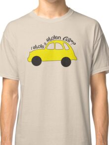 Neal & Emma (Swanfire) - I stole a stolen car? (Once Upon A time) Classic T-Shirt