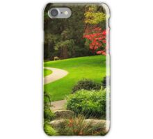 Deer In Lithia Park iPhone Case/Skin