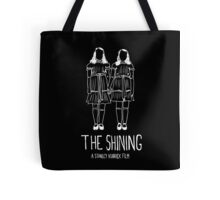 Stanley Kubrick's The Shining Twins! Tote Bag
