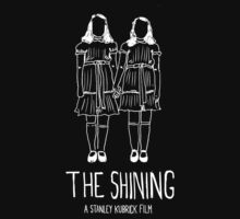 Stanley Kubrick's The Shining Twins! by burrotees