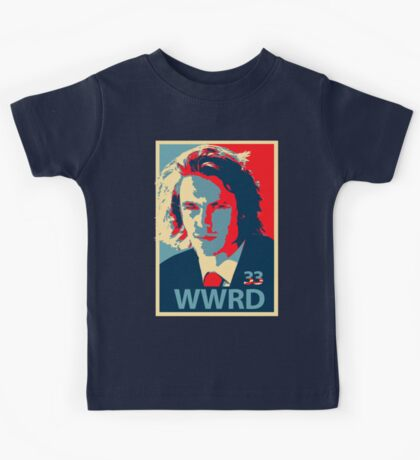 What would Riggins do? Kids Tee