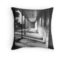 Aradale Asylum  Throw Pillow