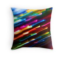 gallactica Throw Pillow