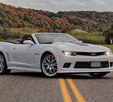 Camaro by GPMPhotography