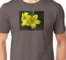 Carolina Yellow Jessamine (Gelsemium sempervirens) Unisex T-Shirt