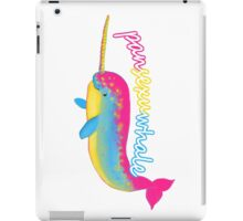 Pansexuwhale iPad Case/Skin