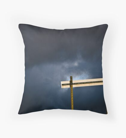 Read this god! Throw Pillow