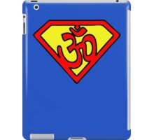 Super Om Symbol iPad Case/Skin