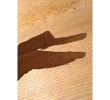 Shadow Puppet  Photographic Print