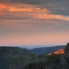 Sunset at Mt Hotham by Peter Hammer