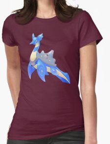 Mega Lapras Womens Fitted T-Shirt