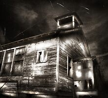School House Rot by Karri Klawiter