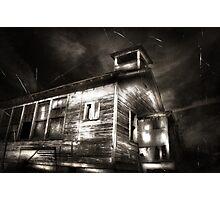School House Rot Photographic Print