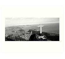 Christ the Redeemer Art Print