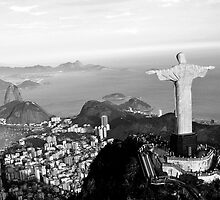 Christ the Redeemer by Gavin Johns