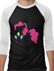 Pinkie Pie Men's Baseball ¾ T-Shirt