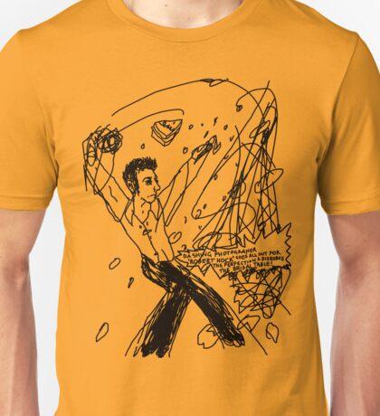 'Robert Hock: The Perfect Shot' Unisex T-Shirt