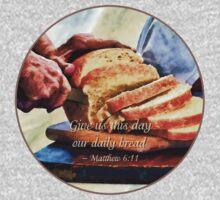 Matthew 6:11 One Piece - Short Sleeve