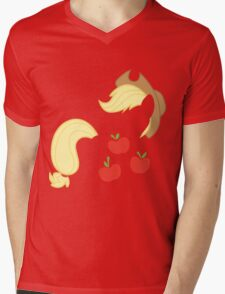 Applejack Mens V-Neck T-Shirt