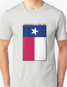 Explosions in the Sky | Texas Flag T-Shirt